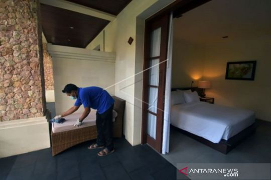Satgas COVID-19 Bali kawal wisman dari bandara hingga hotel