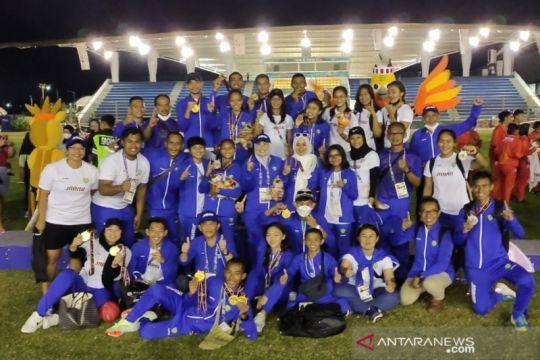 Jawa Barat juara umum cabang atletik PON Papua