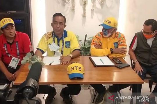 NTB pecahkan rekor dengan meraih 15 medali emas di PON Papua