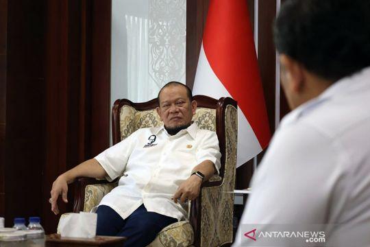 Ketua DPD RI apresiasi vaksinasi masyarakat adat Suku Badui