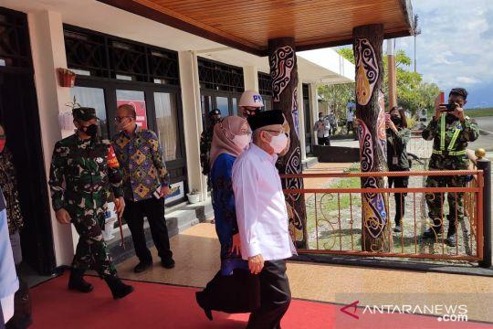 Wakil Presiden tutup PON XX Papua di Jayapura
