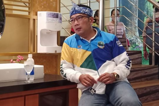 "Ridwan Kamil: Kemenangan PON Papua bukti Jabar bukan ""jago kandang"""