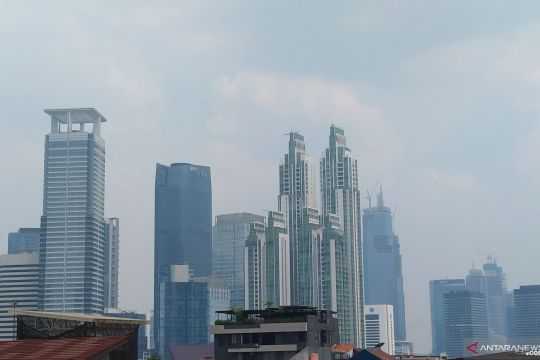 Anies targetkan Jakarta jadi kota berketahanan iklim