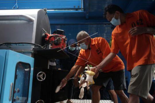 Bareskrim Polri musnahkan obat keras ilegal di DIY