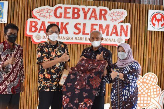 """Dekranasda Sleman gelar """"Gebyar Batik Sleman 2021"""""""