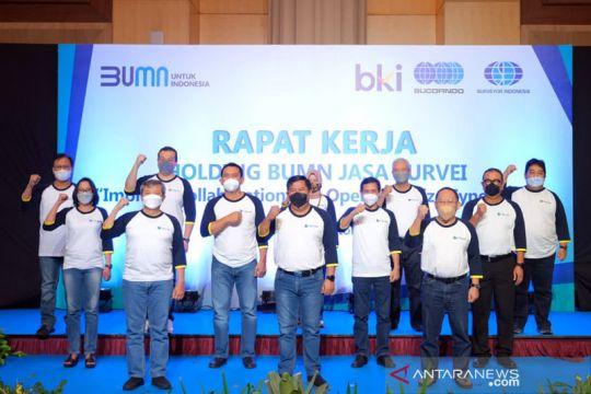 Holding BUMN Jasa Survei bidik lima teratas pimpin pasar regional