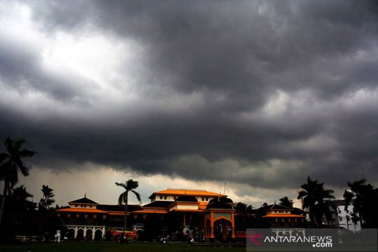 BMKG: Waspadai potensi hujan sebabkan banjir di Sumut