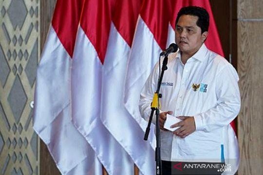 Erick Thohir: Transformasi BUMN mendapat apresiasi Presiden RI Jokowi