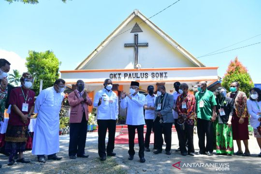Wapres menginginkan Papua Barat dan Papua lebih maju