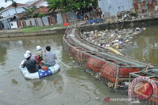 Kota Palembang butuh 120 kolam retensi menanggulangi banjir