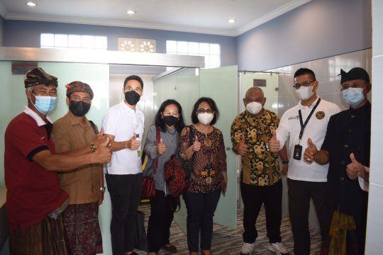 Kemenparekraf serahkan revitalisasi toilet Pantai Kuta di Bali