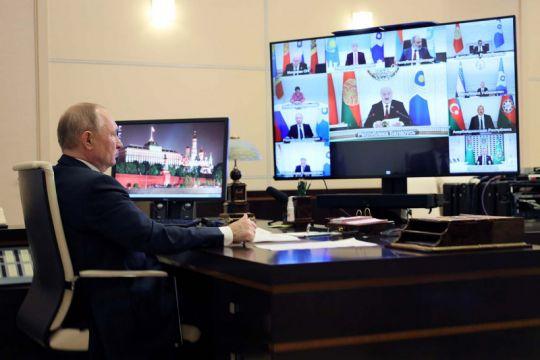 Rusia sebut Putin tak akan berangkat ke Glasgow untuk COP26