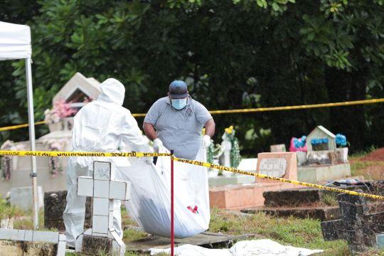 Panama cari kuburan massal korban invasi AS 1989