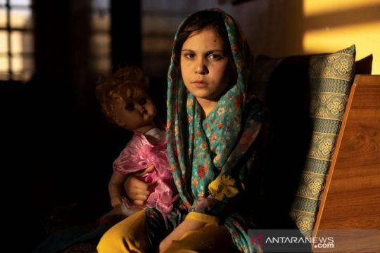 Panti asuhan di Kabul berjuang memberi makan anak yatim piatu