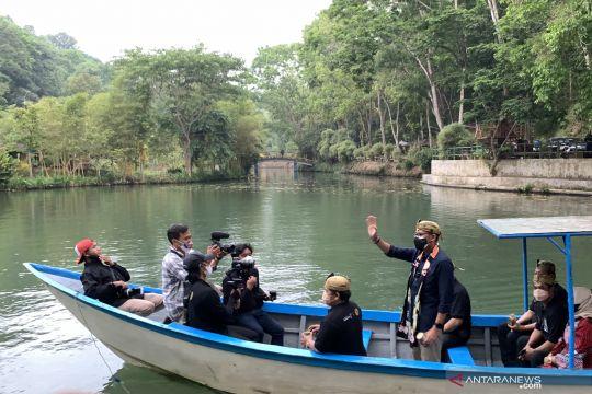 Menparekraf Sandiaga kunjungi Desa Wisata Sanankerto di Malang