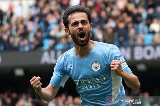 Liga Inggris : Manchester City vs Burnley