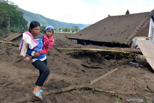 Dampak gempa di Bali