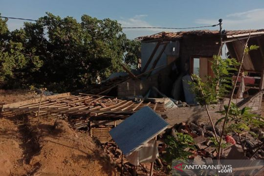 BPBD Bali: Empat orang di Trunyan-Bangli tertimbun akibat gempa