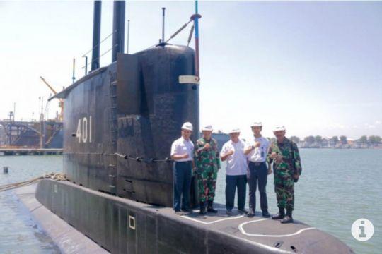 Kapal Selam KRI Cakra-401 rampungkan uji penyelaman