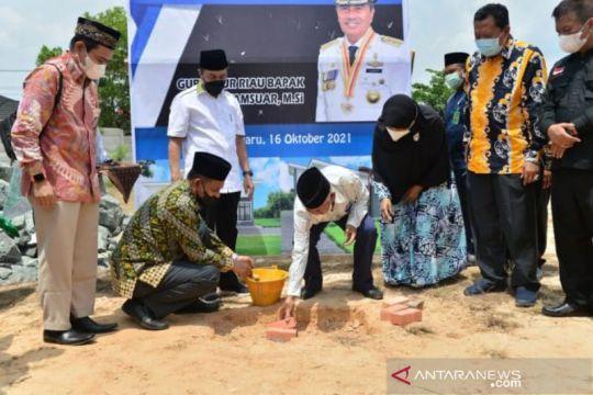 Tingkatkan kualitas SDM santri jadi wirausahawan, Riau bangun BLK