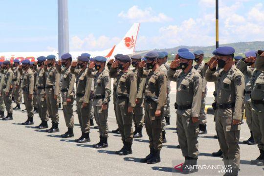 150 personil Brimob Polda Jambi gabung di Satgas Madago Raya