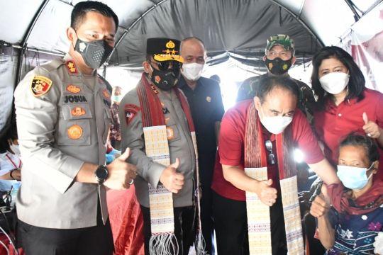 Wakil Menteri Desa PDTT dukung percepatan perluasan vaksinasi