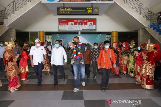 Wagub Sumatera Barat motivasi kafilah Sumbar di STQ 2021 di Sofifi