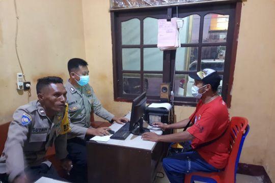 Peluru nyasar ke rumah wartawan TVRI di Sorong Papua Barat