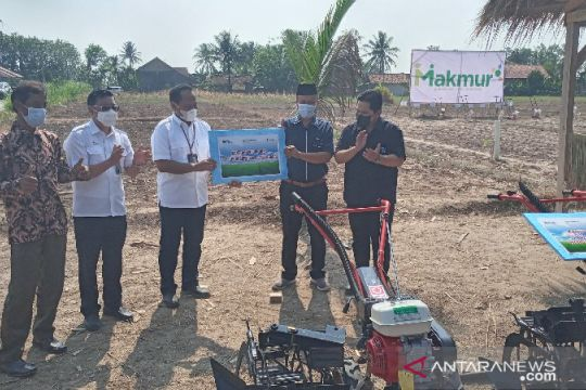Erick ingin petani Lampung dapat pendampingan Makmur Pupuk Indonesia