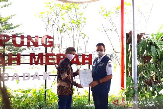 Warga apresiasi langkah Pemprov DKI tata Kampung Tanah Merah