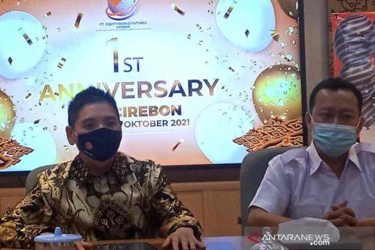EWF Cirebon gaet kaum milenial jadi pekerja pialang berjangka