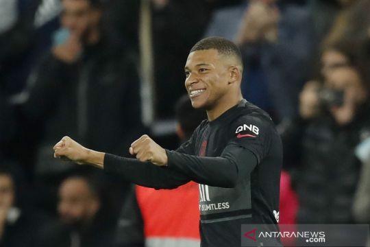 Liga Prancis: PSG kalahkan Angers 2-1