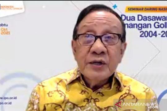 Akbar Tanjung harap Partai Golkar menangi Pemilu 2024