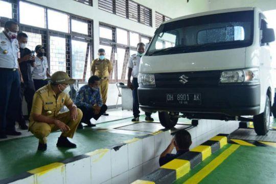 Ombudsman: Baru lima daerah di NTT penuhi syarat uji kir kendaraan