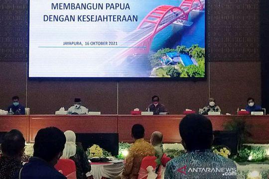 Wapres pimpin rakor pembangunan dan penanggulangan kemiskinan Papua