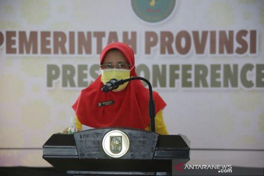 Empat kabupaten di Riau nihil kasus COVID-19 harian