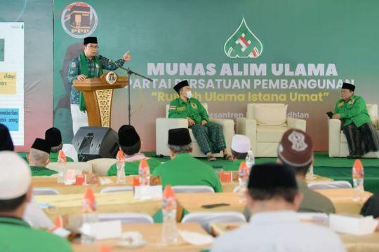 Ridwan Kamil sarankan kader PPP kampanye sesuai zaman
