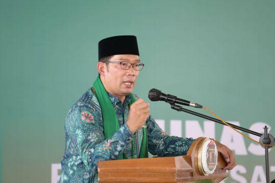 Ridwan Kamil sebut program keumatan di Jabar berdasar nilai Pancasila