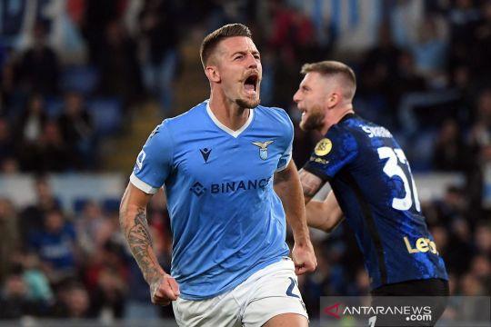 Liga Italia : Inter Milan tersungkur di Olimpico