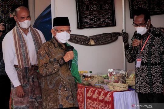Kemarin, dua tahun Jokowi-Ma'ruf hingga gempa di Bali