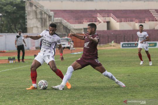 PSM Makassar berikan kekalahan perdana untuk Bali United di Liga 1