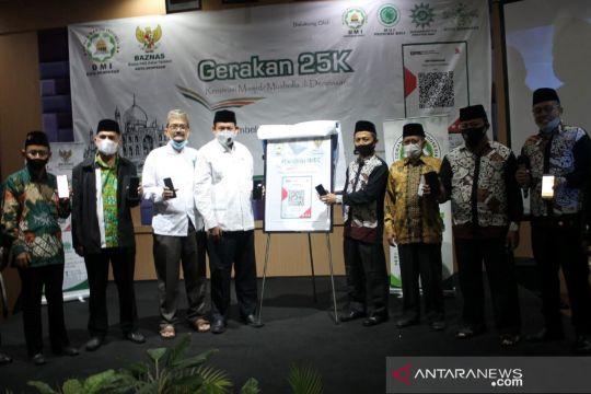 """DMI Denpasar luncurkan gerakan """"25K untuk renovasi Masjid/Musala"""""""