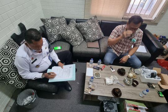 Lapas Surabaya gagalkan penyelundupan narkotika dalam speaker aktif