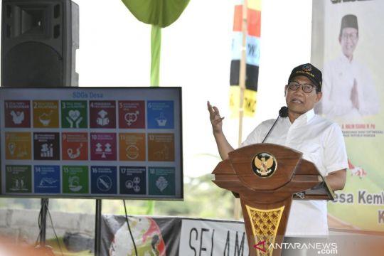 Gus Menteri: Data level desa kunci selesaikan kemiskinan ekstrem