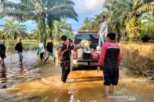 Semua pengungsi korban banjir PPU sudah kembali ke rumah