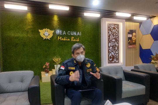 Bea Cukai Jatim cegah kerugian negara Rp4,89 miliar dari rokok ilegal