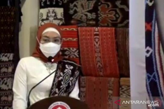 Ketua Umum Dekranas: Potensi kain tenun NTT harus dimaksimalkan
