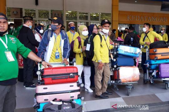 589 khafilah ikut STQH nasional XXVI di Malut mulai berlomba