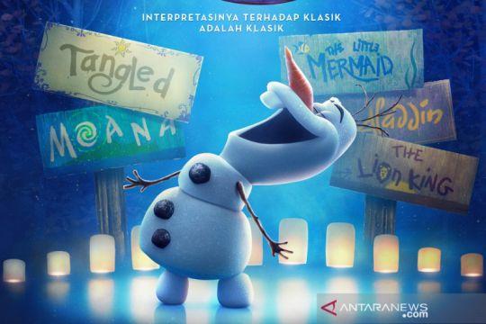 "Serial pendek ""Olaf Presents"" tayang 12 November"