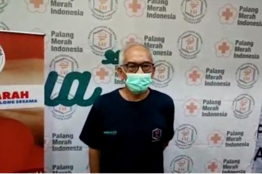 Ikatan Apoteker cabang  Jakarta Pusat selenggarakan donor darah